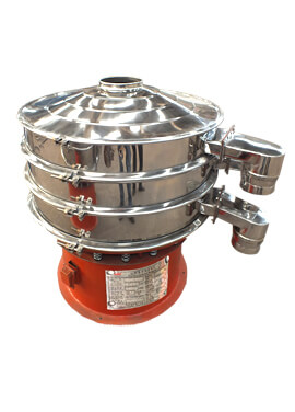 Light Vibrating Sifter