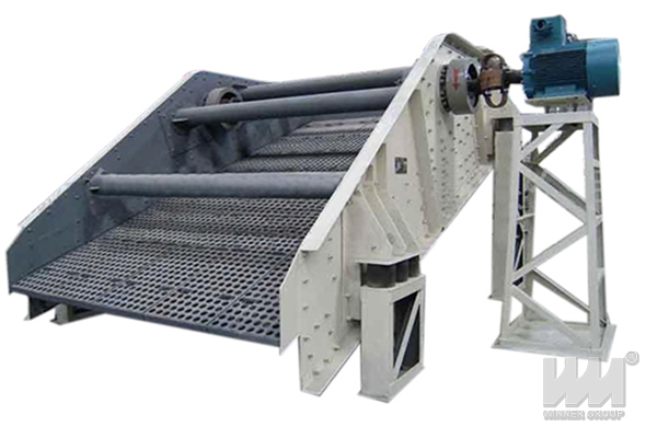 vibrating screen motor