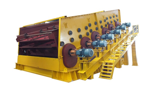Green mine gold vibrating screen