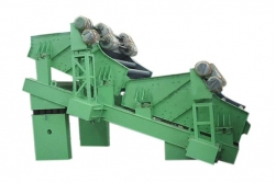 Coal Preparation Screen