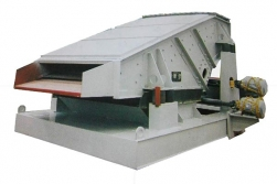 Mobile Coke Linear Vibrating Screen