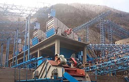 Dry Type Sand Making Line