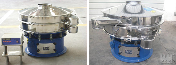 rotary sieve machine