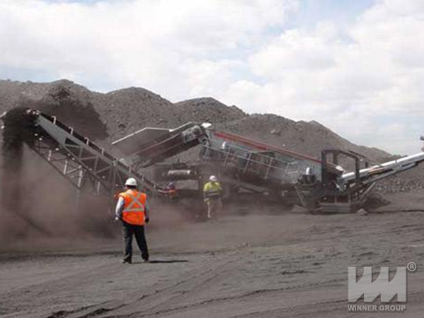 Environmental Protection Technology Measures in Rock Crushing