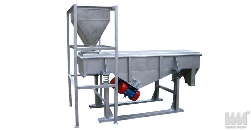 light powder vibrating screen