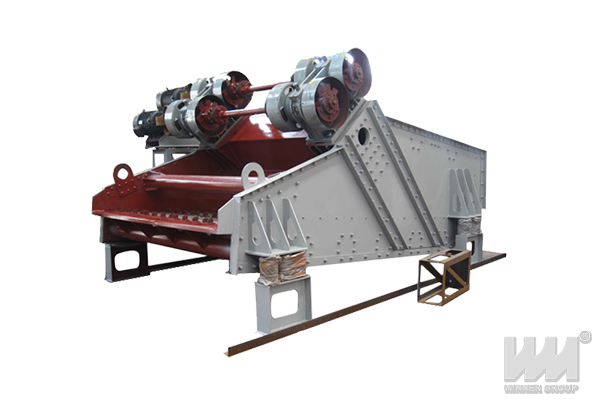 linear dewatering screen