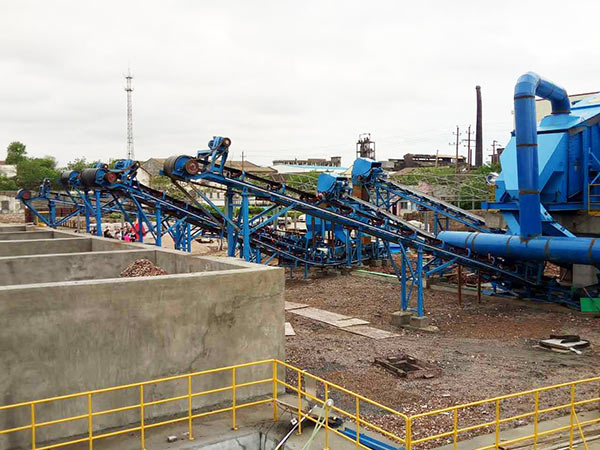 C&D Waste Recycling Plants