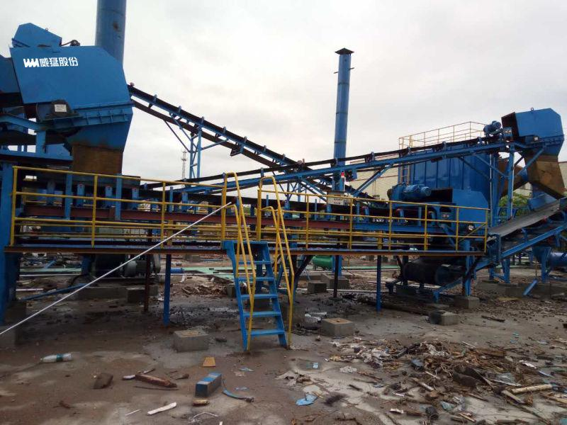 100 TPH Construction Waste Recycling Methods