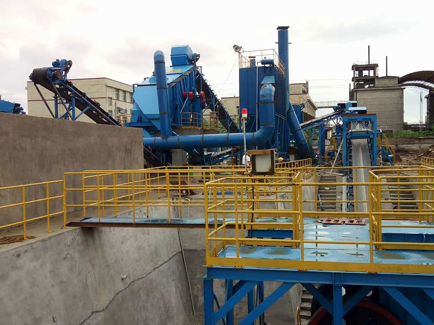 Xiangtan Construction Waste Treatment Project